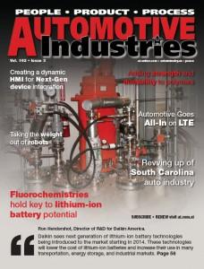 daikin america featured in automotive industries magazine. Black Bedroom Furniture Sets. Home Design Ideas